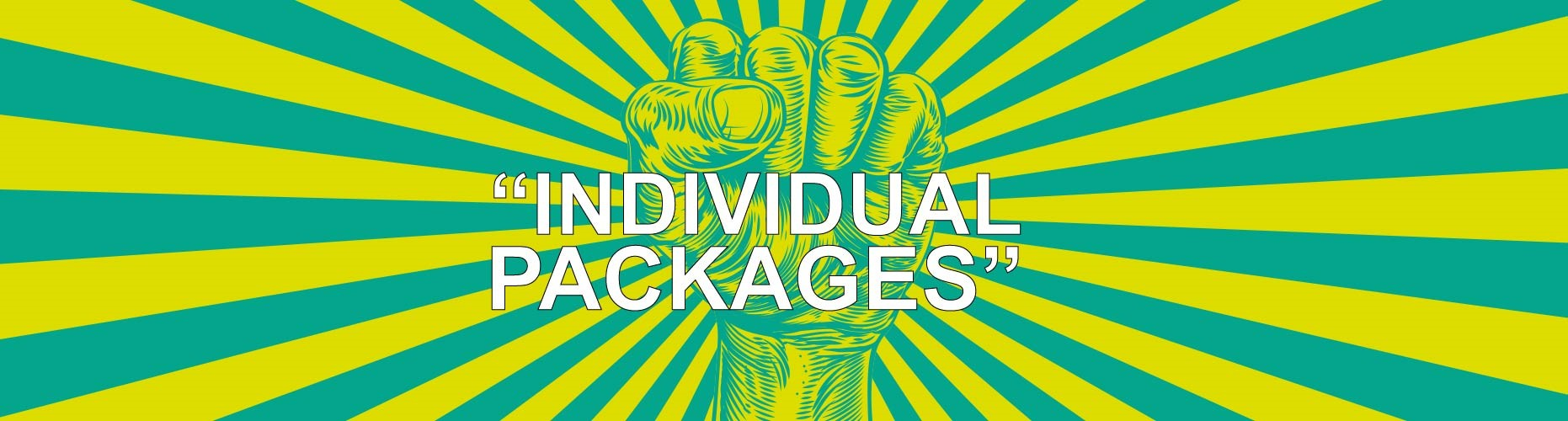 Website_individual packages