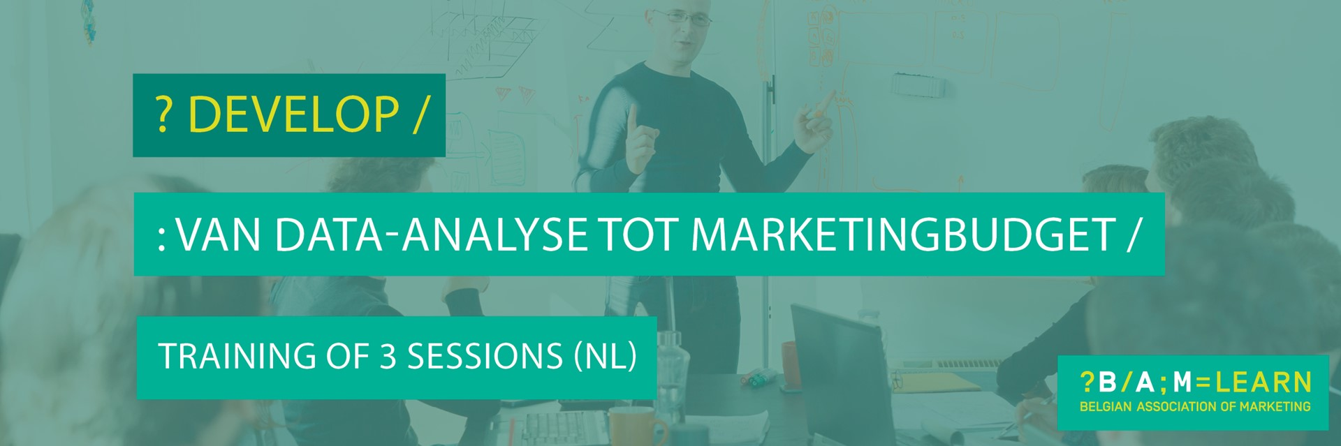 Develop_data analyse tot marketing budget