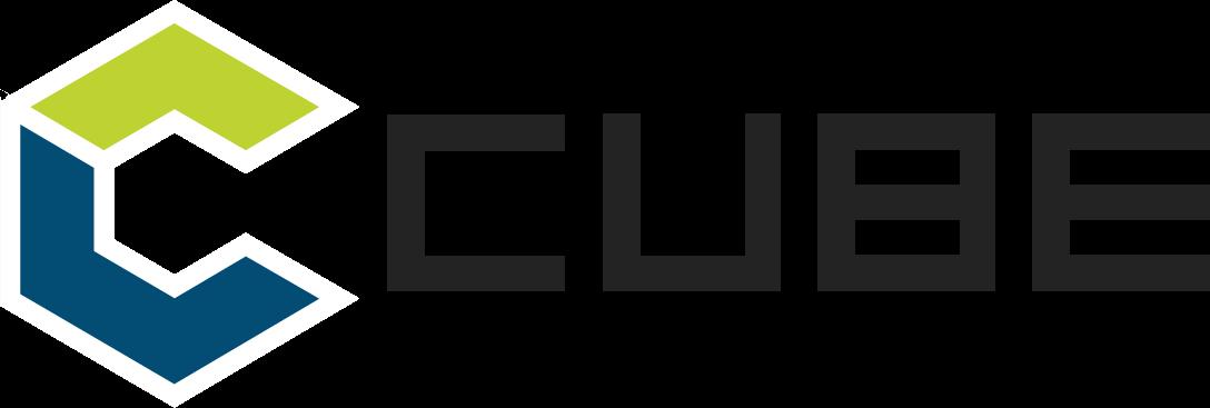 Logo CUBE - BLANCO